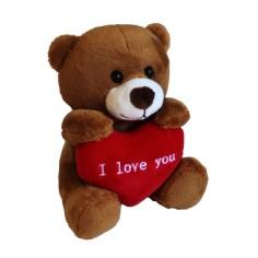 Peluche Oso I Love You