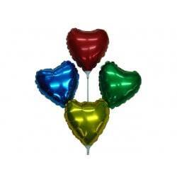 GLOBOS METAL COLOR LISO