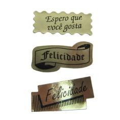 Etiquetas Adhesivas - SURTIDO NEGRO (Portuges)