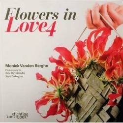 "Livre ""FLOWERS IN LOVE 2"""