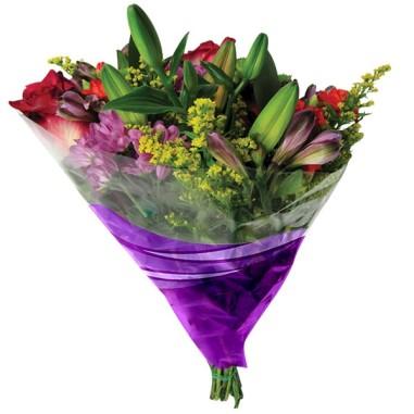 Bolsa de bouquet FLOW