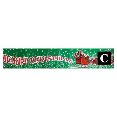 (-50% YA APLICADO) Pegatina Navidad para cristal