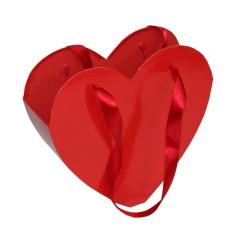 Caja Corazón Bolso